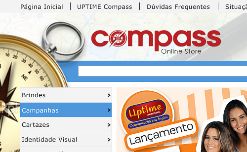 Compass – UPTIME